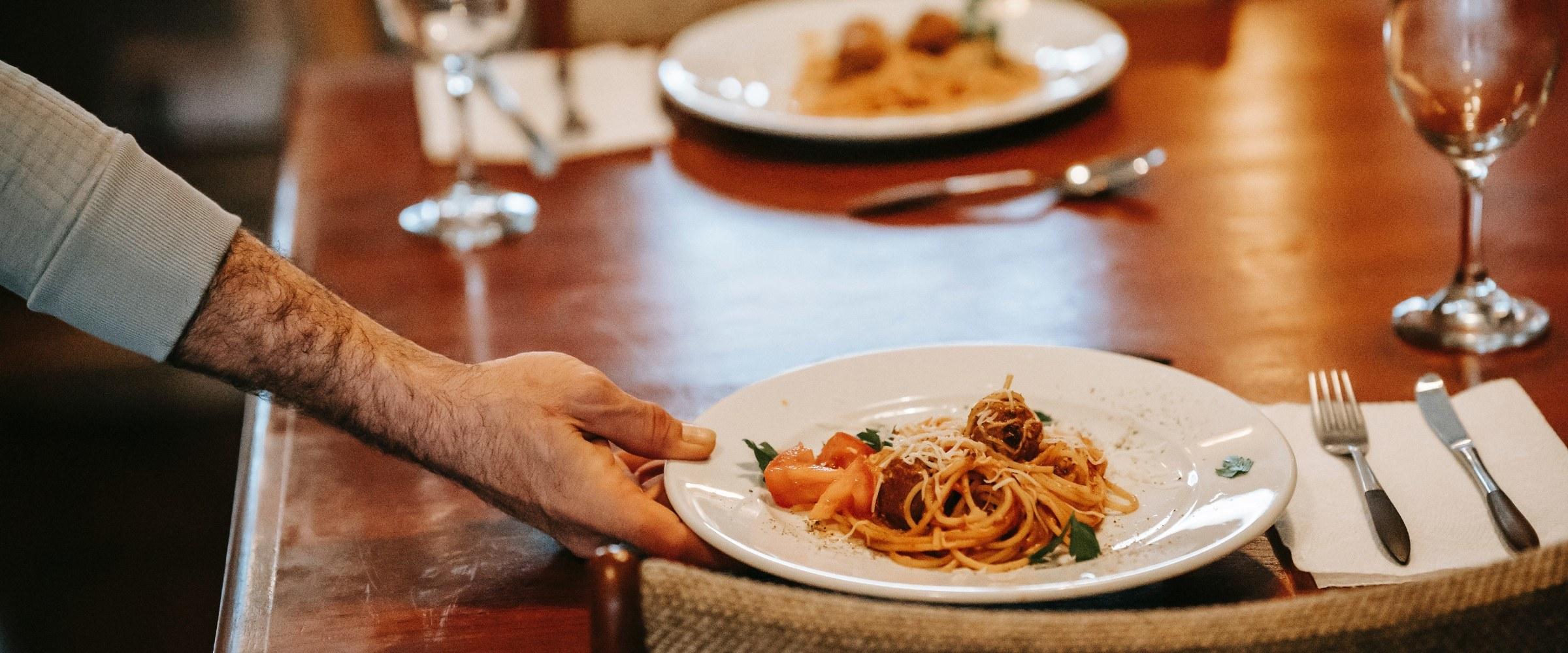 one of the best neighborhoods in DC for Italian food