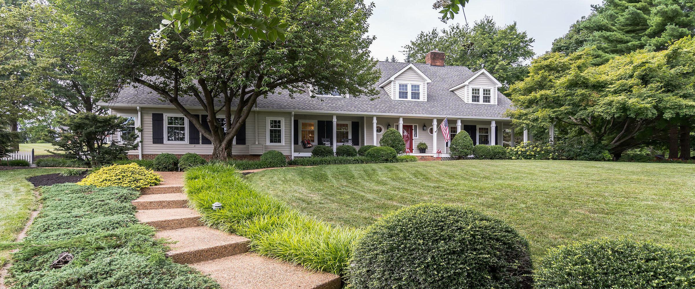 Houwzer home in Baltimore