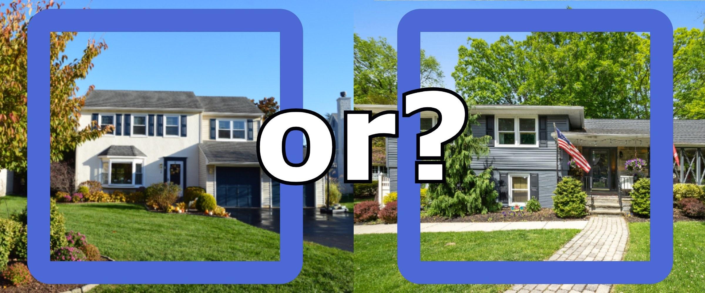 PA suburbs and NJ suburbs of Philadelphia
