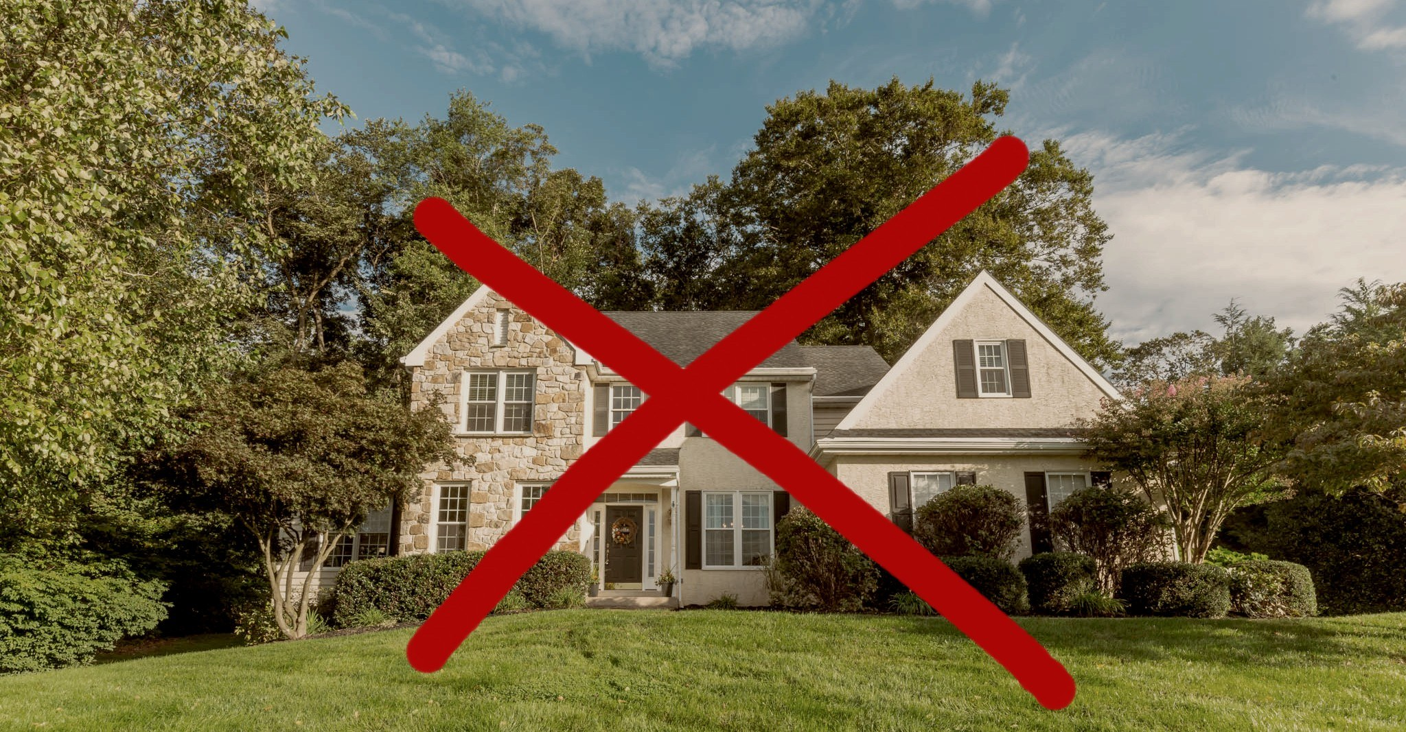 what not to do when selling your home