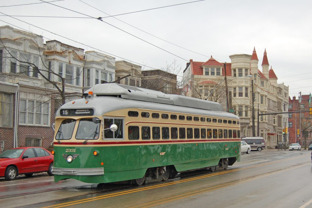 Girard Avenue Trolley