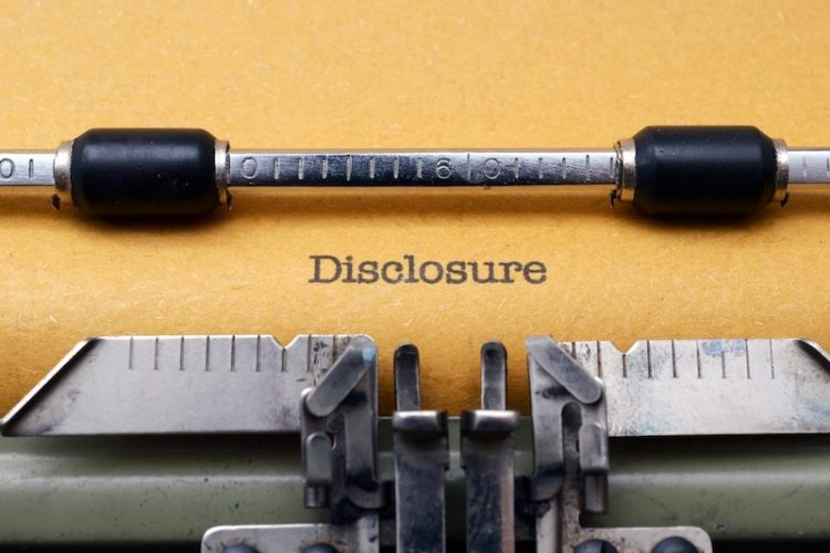 The Problems You'll Need to Note in a VA Seller's Disclosure