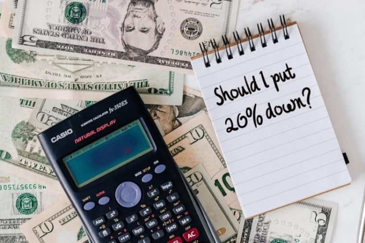 How Much to Put Down on a House: the Problems with 20%