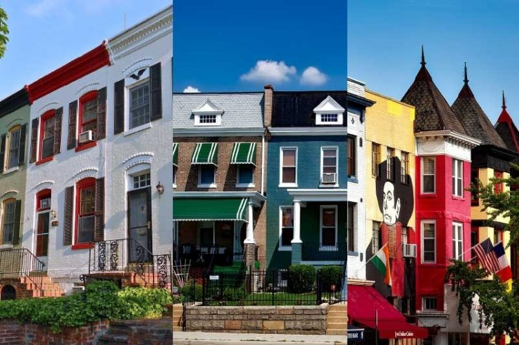 6 of the Best Neighborhoods in DC for First Time Home Buyers